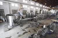 Turnkey Automatic Mineral Water Bottling Plant Project/ Complete Bottle Water Production Line