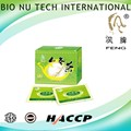 green Tea Product Type and Bag Packaging green tea Ginseng tea