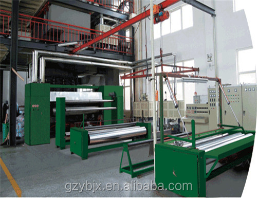 Yubo-3200mm S Pp Spunbonded Nonwoven Fabric Making Machine Production Line From China Manufacturer