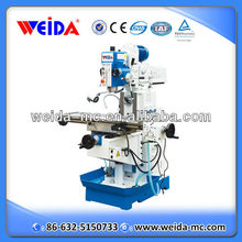 XZ6326 china small milling and drilling machine