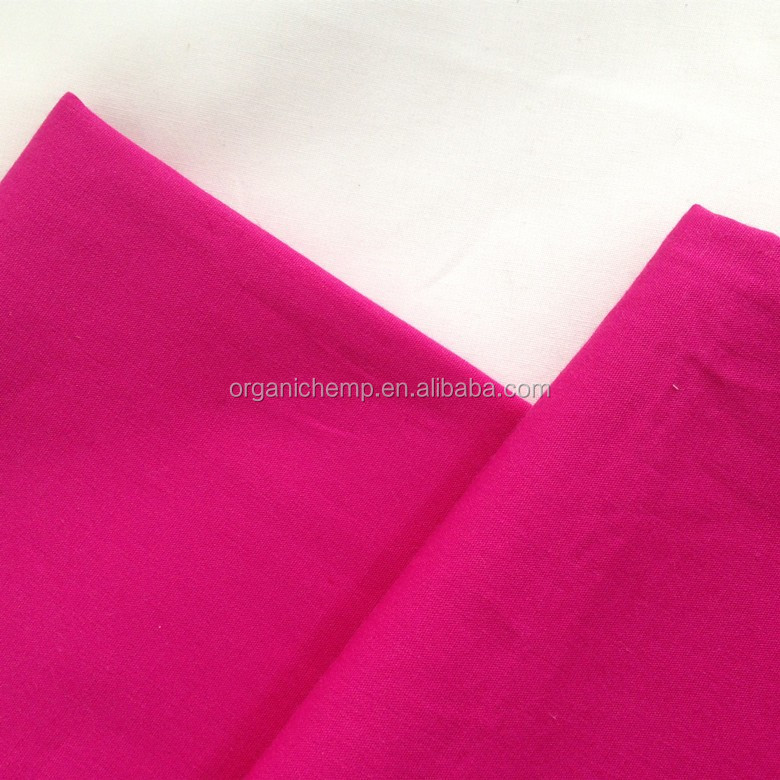 hoge kwaliteit biologische katoenen doek voor kleding en beddengoed geweven stof product ID
