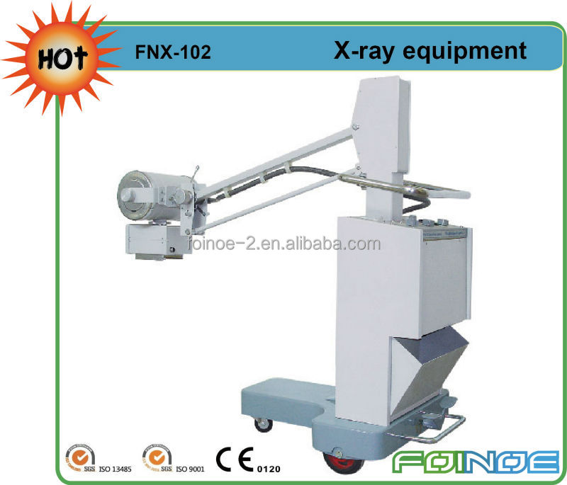 FNX102 HOT selling high frequency hospital x-ray machine