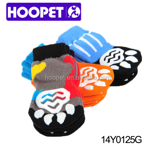 Pet shoes dog socks dog print sweater