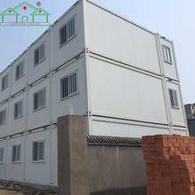 Factory direct sale mobile modular labor container apartment house for laborer camp