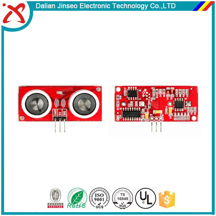 Fabrication and Assembly Testing Alarm System PCB