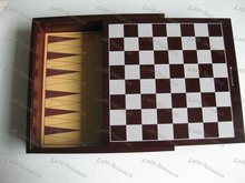 10 in 1 Wooden Chess Board Games Chess Table Set buy chess board
