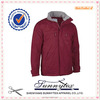 China Manufacturer High Quality Outdoor High Collar Coat Mens