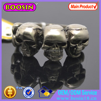 Wholesale Popular Handmade Custom Hell Skull Ring for Man 7240