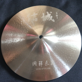 Customized Cymbal handmade new designed  Carved pattern