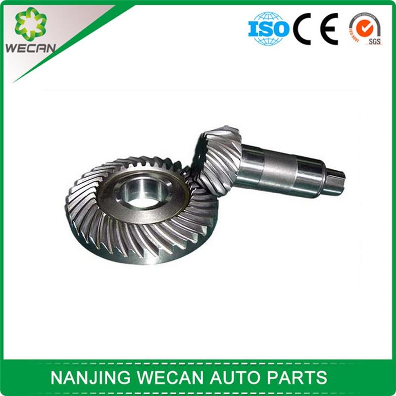 Automobile engine crown wheel bevel gear 41201-29536 ratio 9*41 for TOYOTAA