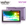 "Quality 7"" pc tablet Android 4.4 Quad core 7 inch tablet wifi"