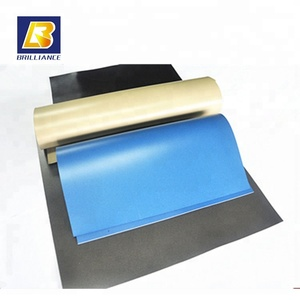 Tear resistance flame retardant shock absorption rubber sheet,Rubber Slab for sealing silver aluminum EMI shielding sheet