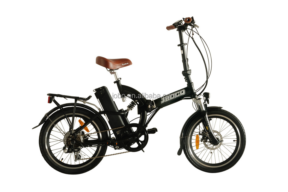 China Bicicleta Electrica with 36V 10Ah Lithium Battery JB-TDN05Z