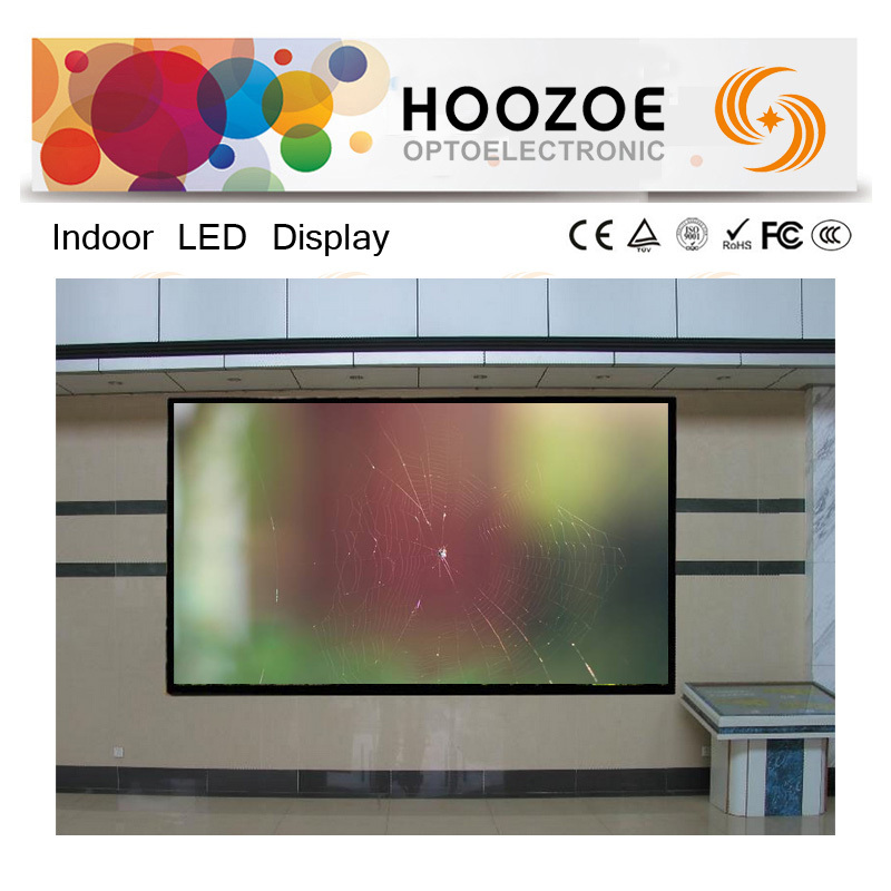 Die Casting Series-P3 led Tv