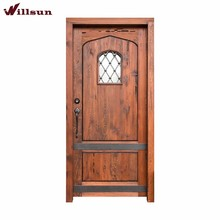 Competitive Price Wrought Iron Main Door Design Front Iron Gate