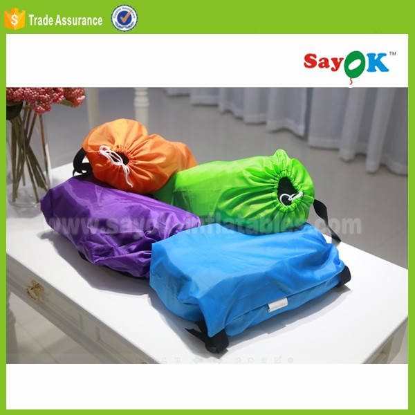 3 season airbed beach camping inflatable sleeping bag air sofa airbed for sale