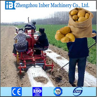 Potato Seeder/potato planting sowing fertilizing machine