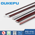 China supplier aluminium Enameled rectangular wire for transformer coil