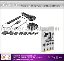 Tinpec USB Charger Kit 3-In-1 For iPhone,HTC,BlackBerry