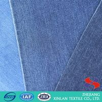 Newest sale excellent quality cotton stripe fabric denim textile for sale