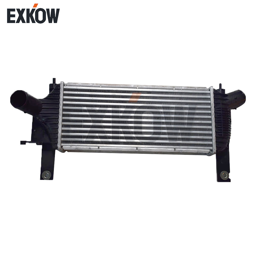 Factory Wholesale Price Aluminium Inter Cooler Assembly for Nissans Navara Pathfinder D40 R51 14461-EB360 14461EB360