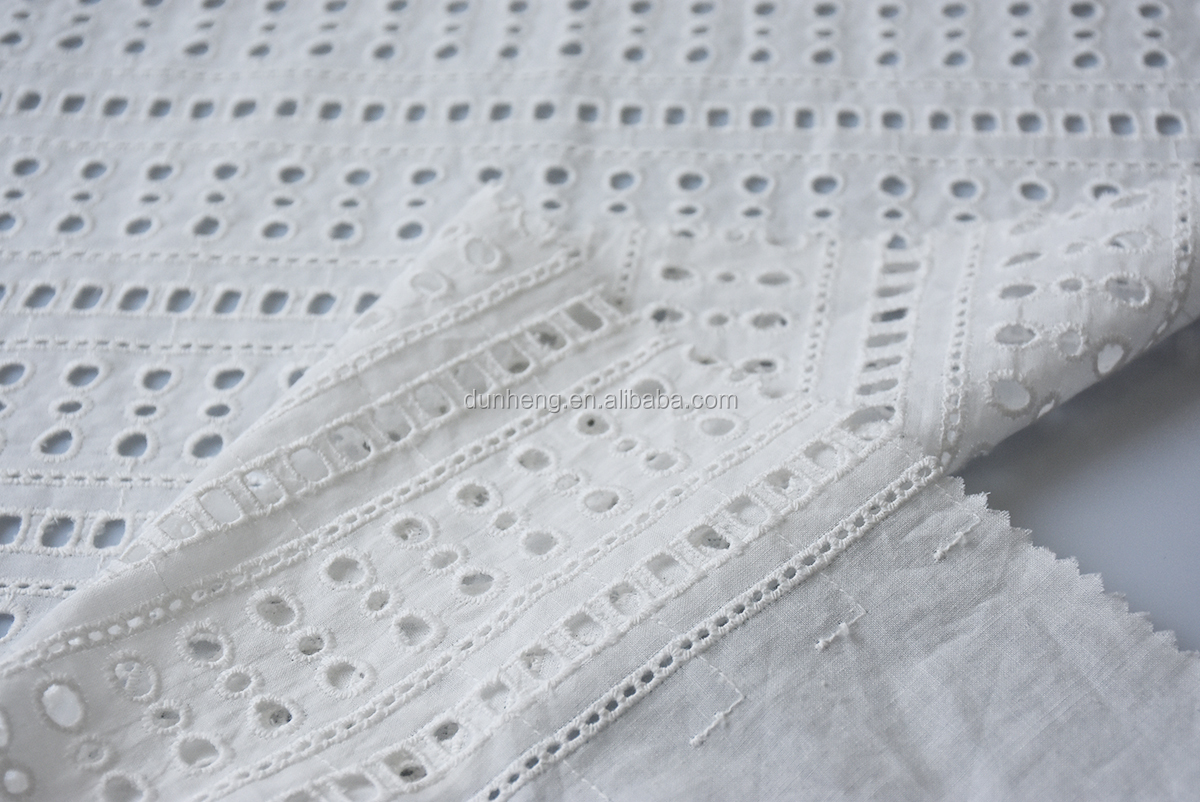 HOT SELL -cotton voile fabric embroidery fabric