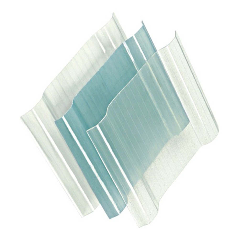 High Quality FRP Transparent Fiberglass Roof Sheet Panels