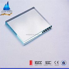 High transparent solar panel low iron tempered glass for building