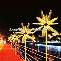 Factory Sales Led Coconut Tree Heigth