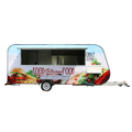 New model fruit hot dog cart for sale steamed corn hot dog cart refrigerated hot dog cart