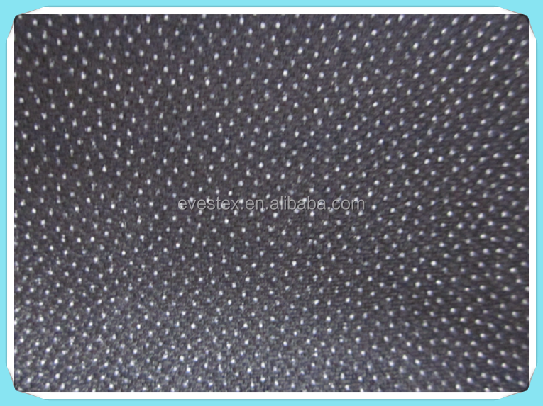 48gsm twill woven fusible interfacing