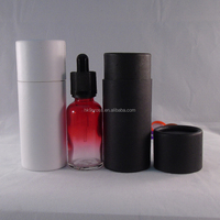 e liquid glass dropper perfume bottle packaging gift box for essential oil