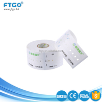 wholesale printed easy to wear baby hospital id disposable bracelet