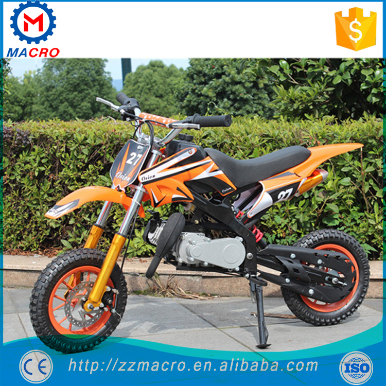 Hot Sell Brand New 2 Stroke Dirt Bike With Air-cooled