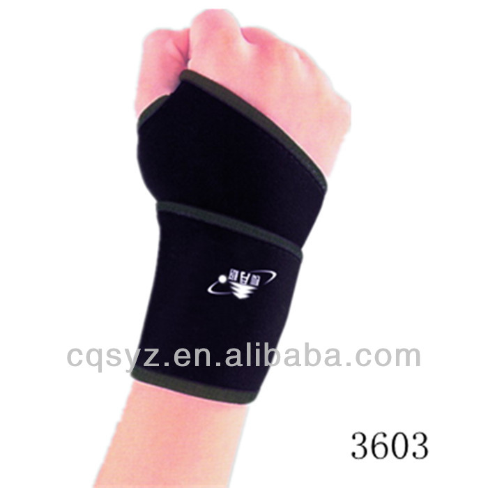 Waterproof wrist guards skating neoprene sport pad