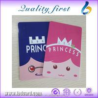 Custom PVC Christmas Card Manufacturer China Factory