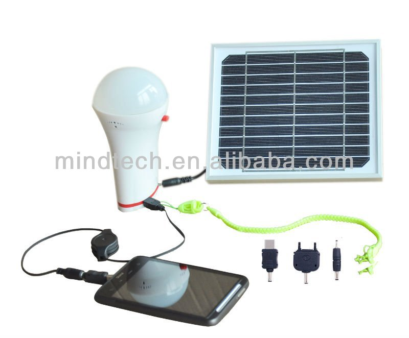 3w low price solar home lighting system solar panel charge for phone