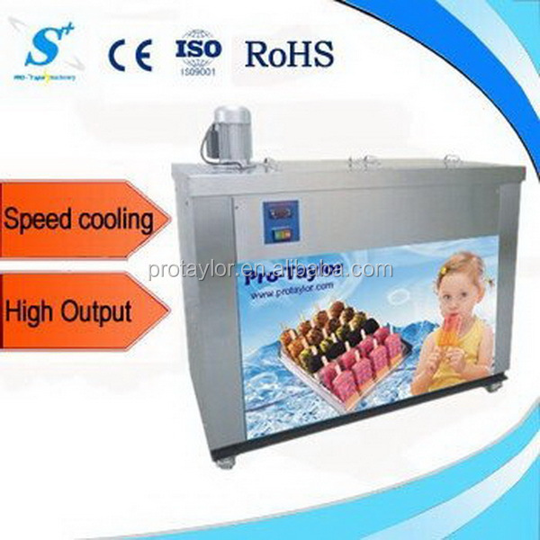 Excellent quality hot selling brine tank popsicle machine