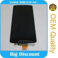 LCD Display Touch Digitizer Assembly For LG e960 nexus 4 lcd screen