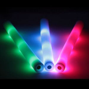 Halloween Props Wholesale Epe Led Foam Stick
