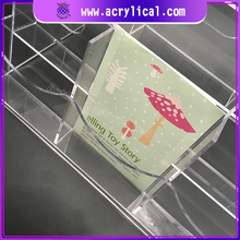 Dongguan Beinuo acrylic brochure holder file displaybill stand