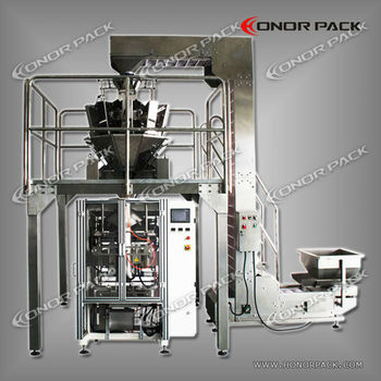 Granule,Powder And Liquid Making Packing Machine