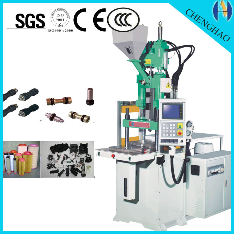 low cost standard vertical injection molding machines made in China