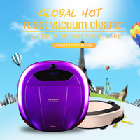 China Top Smart Vacuum Cleaning Intelligent Good Quality Robot Vacuum Cleaner