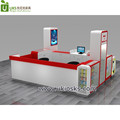 Customize mobile phone display rack, phone case diplay cabinet, phone covers display stand