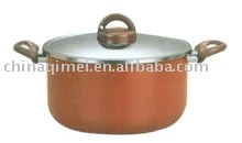 Non-stick Aluminum sauce pot high quality casserole