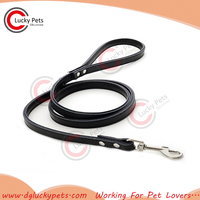 Pet Dog Puppy PU Lead Leash