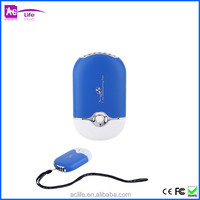 Mini Fan Rechargeable Battery Cooling Portable