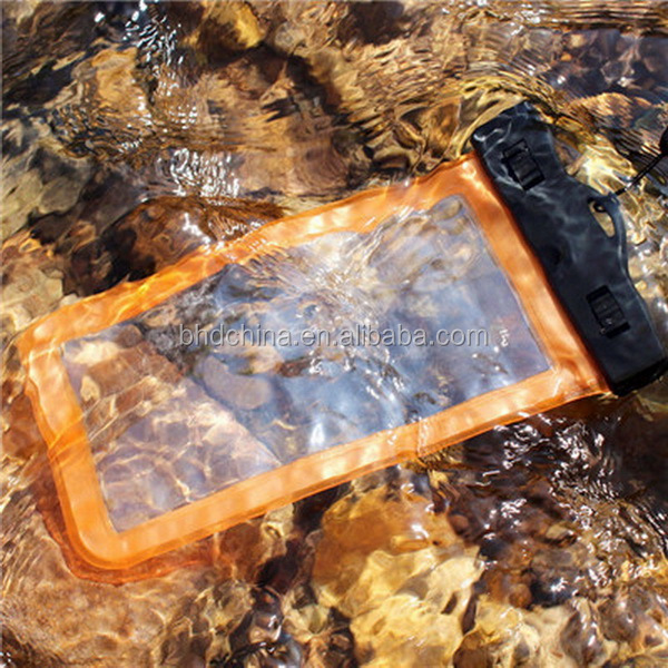 Waterproof Mobile Phone Bags with Strap Dry Pouch Cases Cover for Iphone Galaxy all cell phone