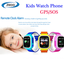 2017 Year New G72 Child smart wristband SOS CALL watchphone Kids Q90 GPS Watch phone